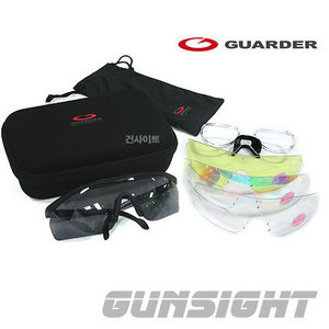 Guarder Polycarbonate Eye Protection Glasses - 2007 ver.